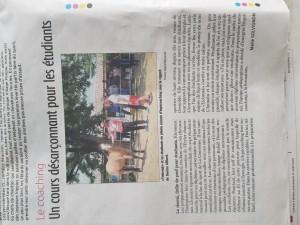 article CL équicoaching